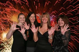 LightHouse employees celebrate 10 Years!
